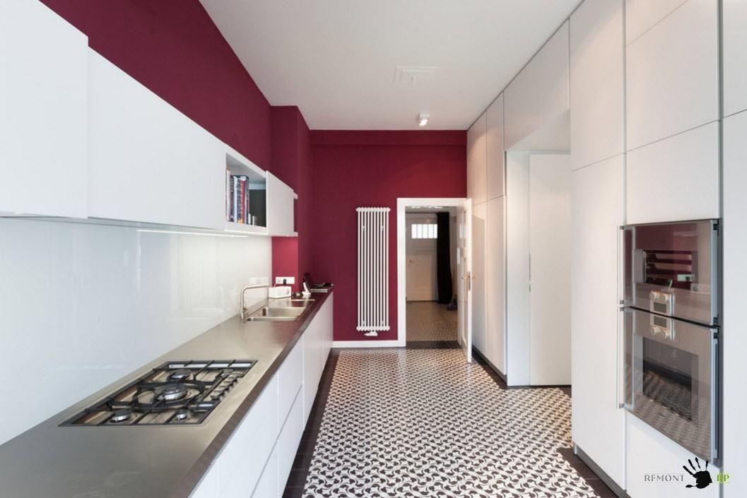 Роскошный цвет стен