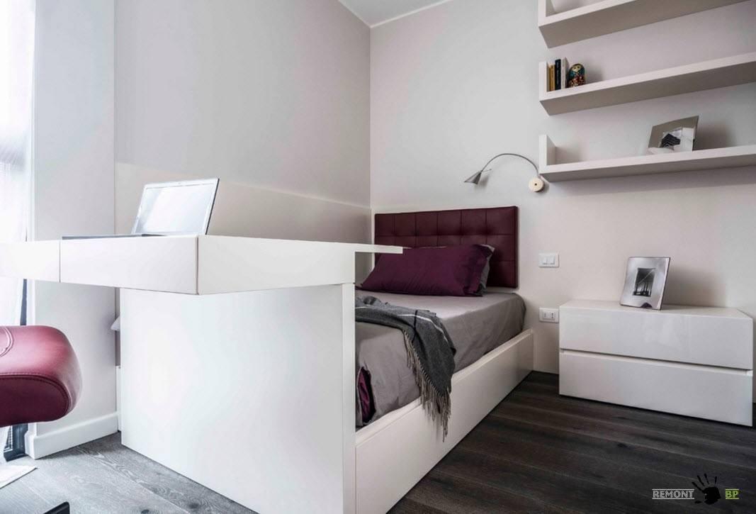Спальня для современного подростка