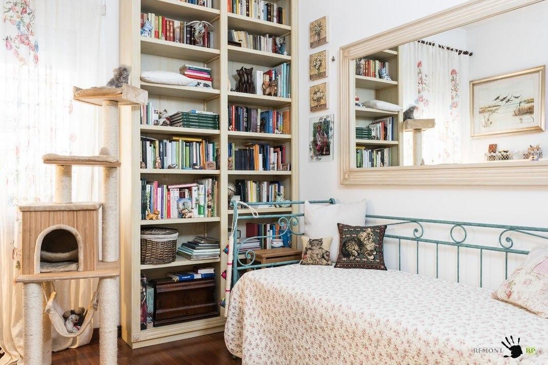 Кованая кровать - основа меблировки