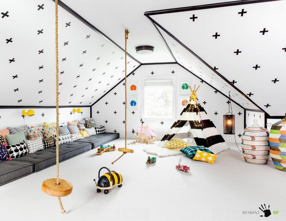 Игровая мебель для развития ребенка