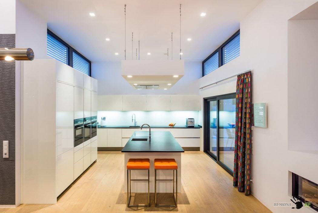 Светлый и чистый образ помещения