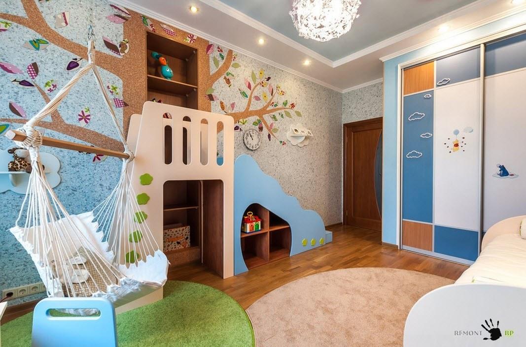 Игровая зона для детской