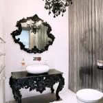 Люстра в ванной комнате – роскошный завершающий штрих интерьера