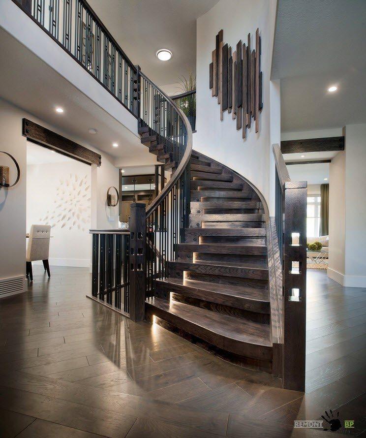 Роскошный дизайн для частного дома