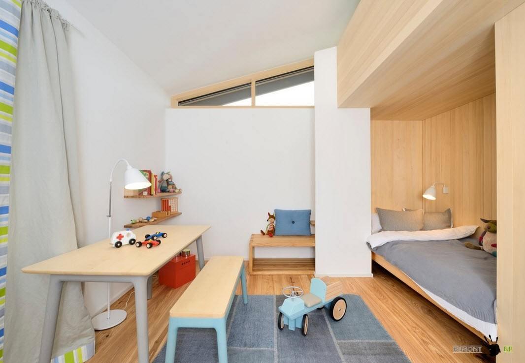 Комната для одного ребенка