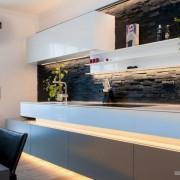 Современный дизайн кухонных помещений в Германии