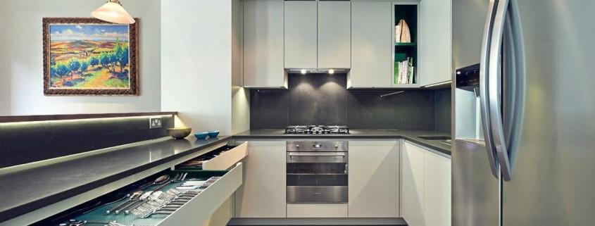 Выбор мебели для современной кухни
