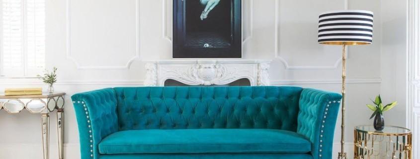 Мягкая мебель для современной гостиной