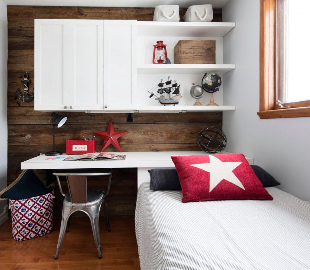 Оформление комнаты небольших размеров