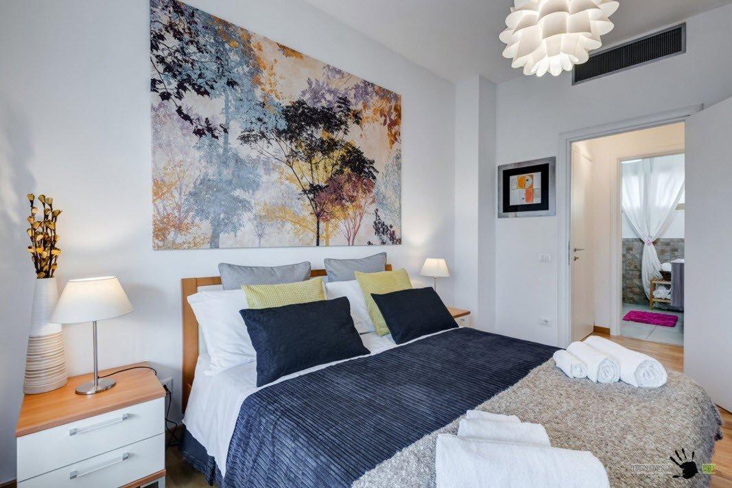Последние тенденции в оформлении спальни