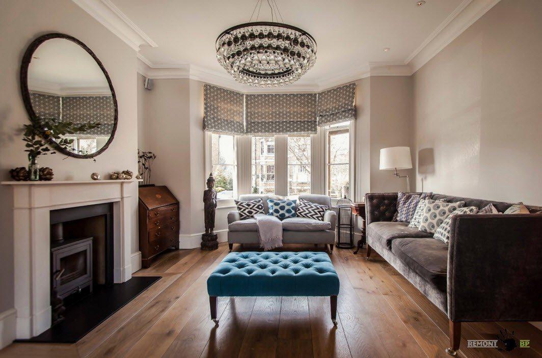 Классическая мебель для современной гостиной
