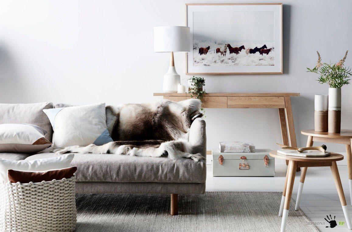 Современный дизайн на белом фоне