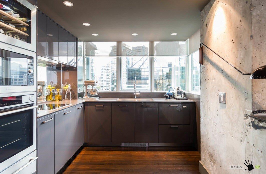Дизайн Кухни 2016 года: 100 современных идей на фото