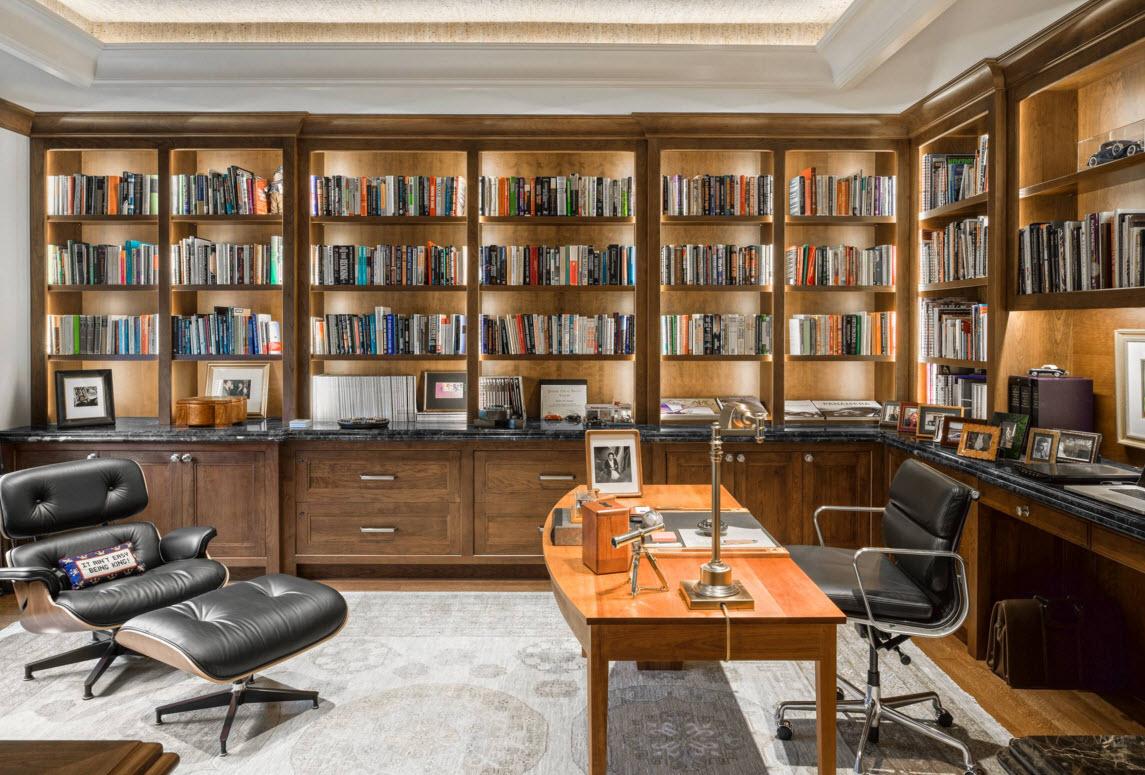 Выбор шкафа для хранения книг
