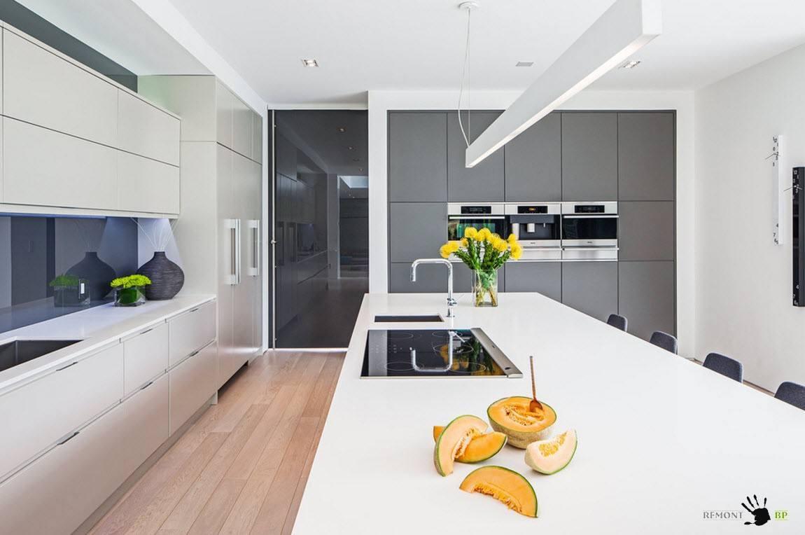Подвесной потолок для кухни