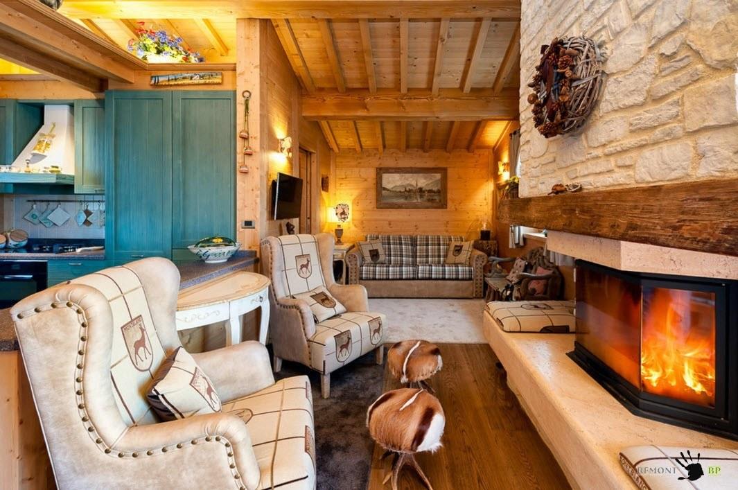 Уютный и комфортный дизайн
