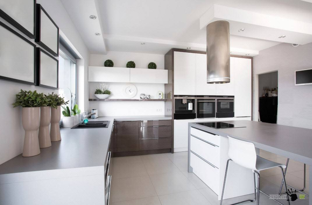 Кухни 2016 | самые актуальные дизайн-проекты