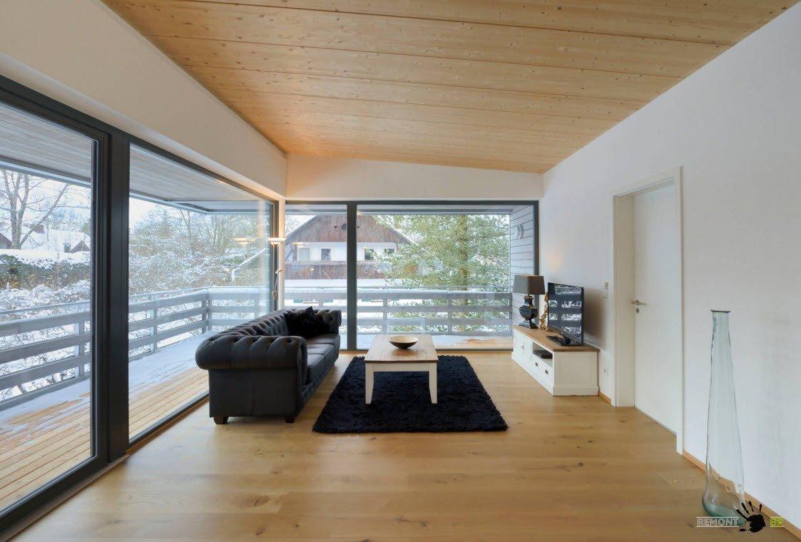 Белые и древесные поверхности