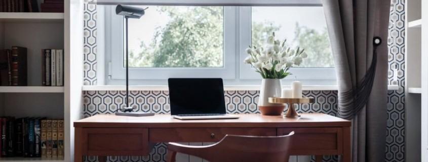 Дизайн штор для современных помещений