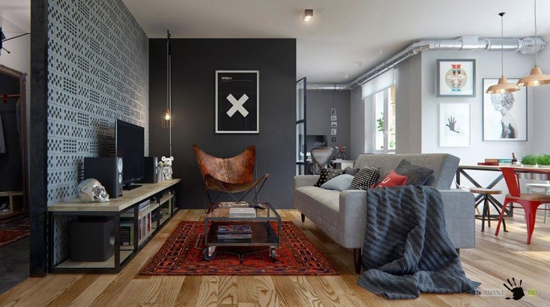 Серый цвет - мейнстрим современности