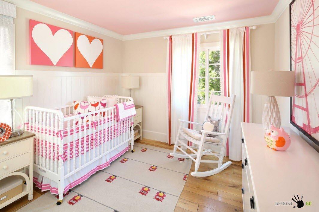 Текстильное оформление комнаты