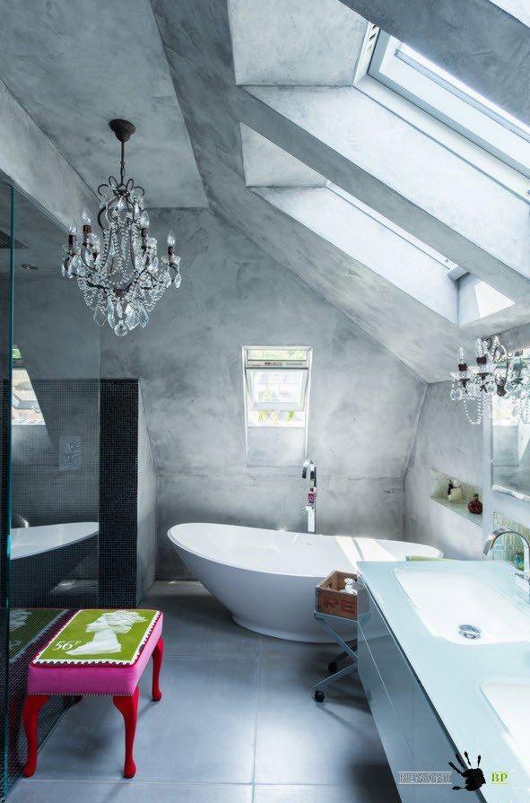 Ванная комната 2016 года - 100 современных