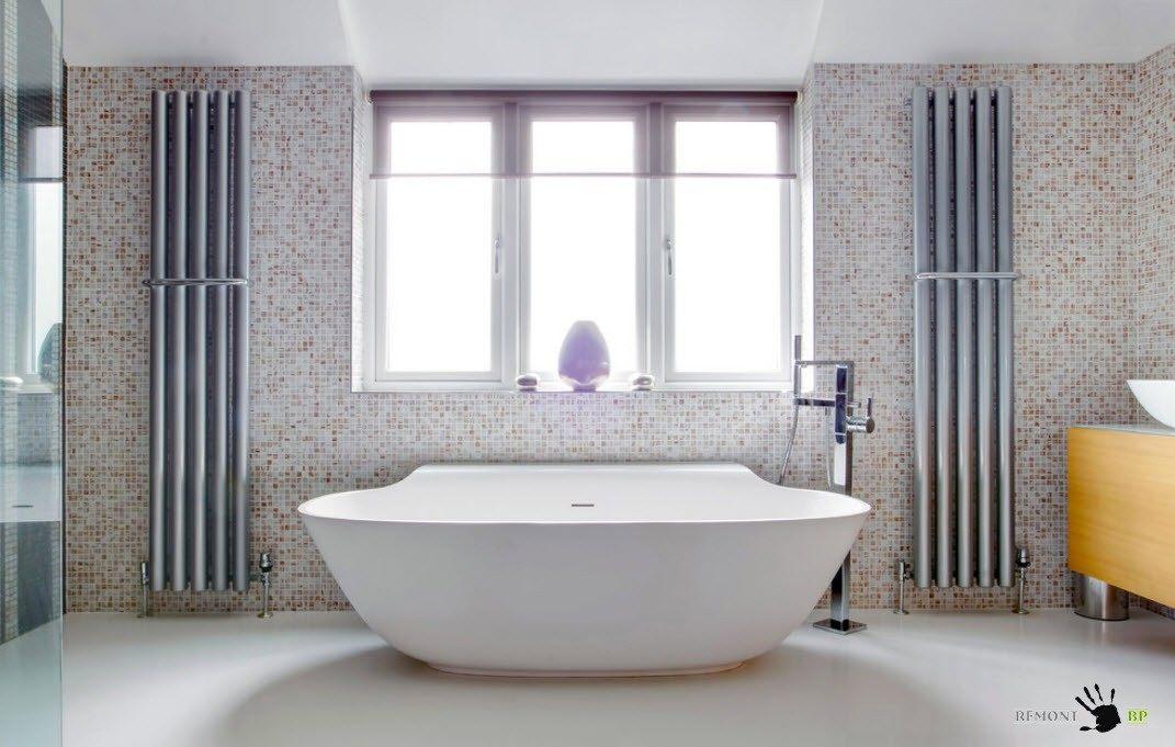 Ванна-центральный элемент интерьера