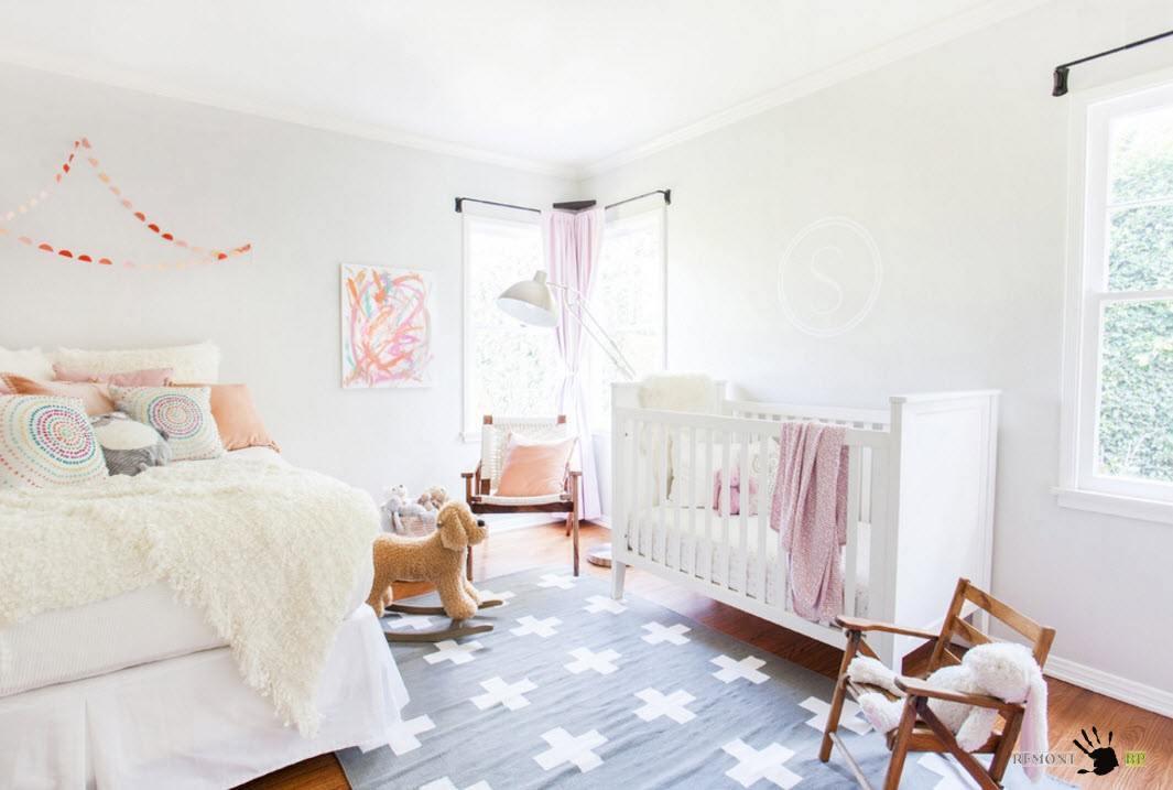 Ожидание крохи в спальне родителей