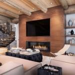 Гостиная в частном доме – современные идеи