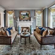 Классическая мебель для роскошного интерьера