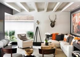 Дизайн потолка для современных помещений 2016