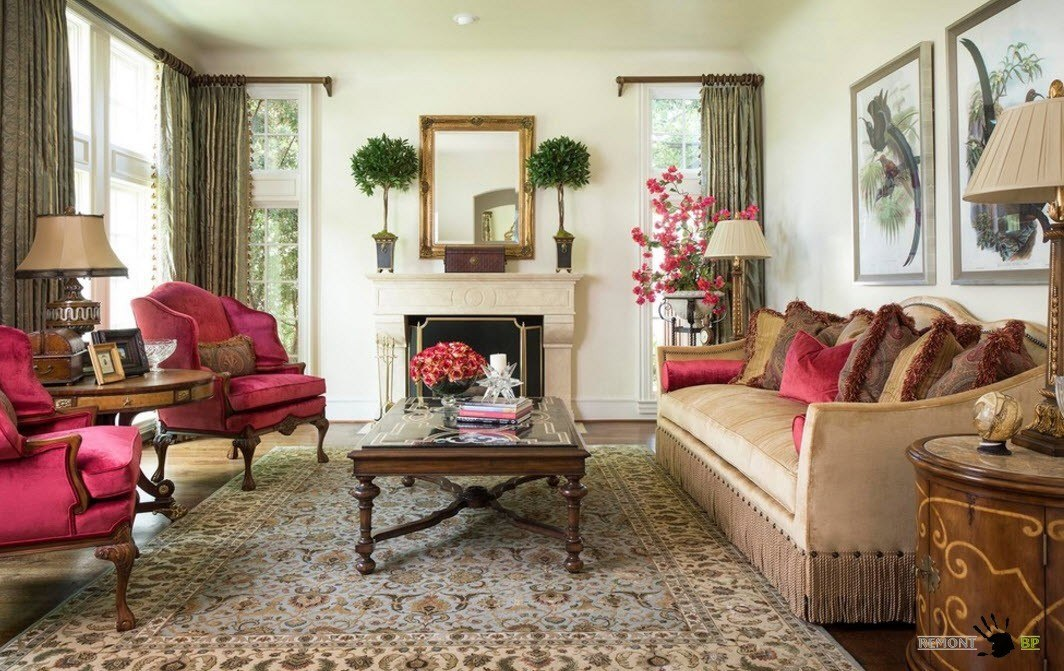 Мебель стиля классика
