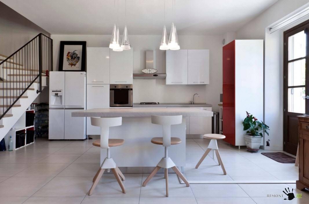 Осветительные приборы для кухни