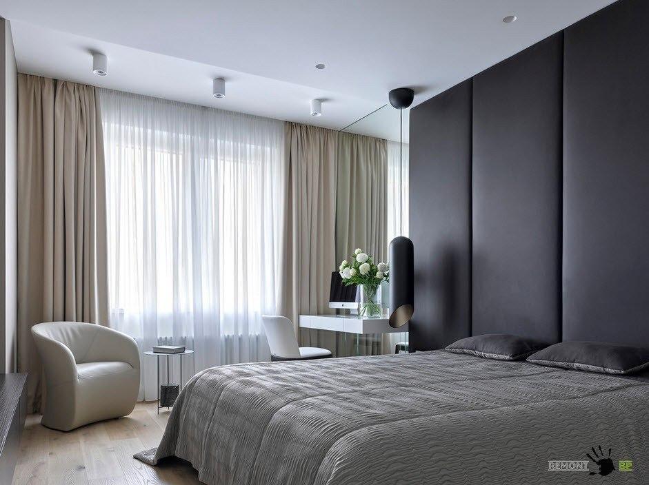 Традиционное решение для спальни
