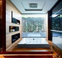 Особенности современного дизайна ванной комнаты