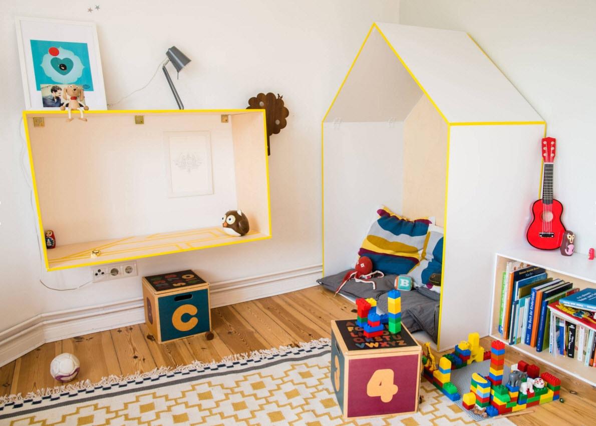 Укромное местечко для малыша