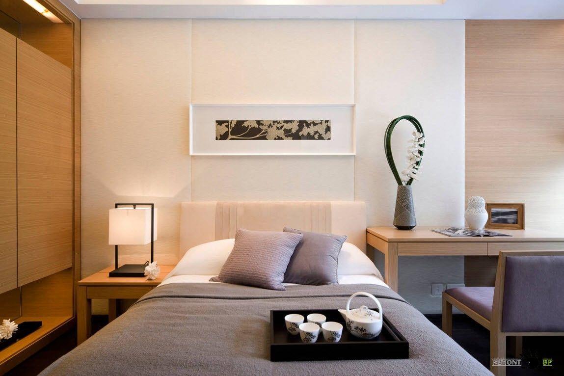 Совмещение спальни и кабинета