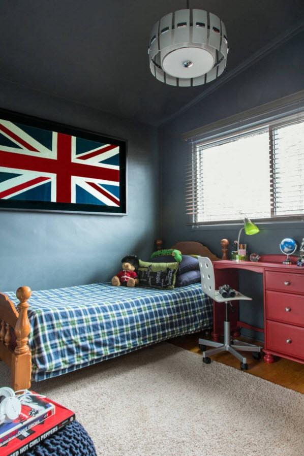 Дизайн комнаты скромных размеров