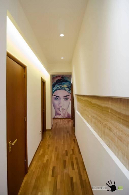 Ламинат для коридоров