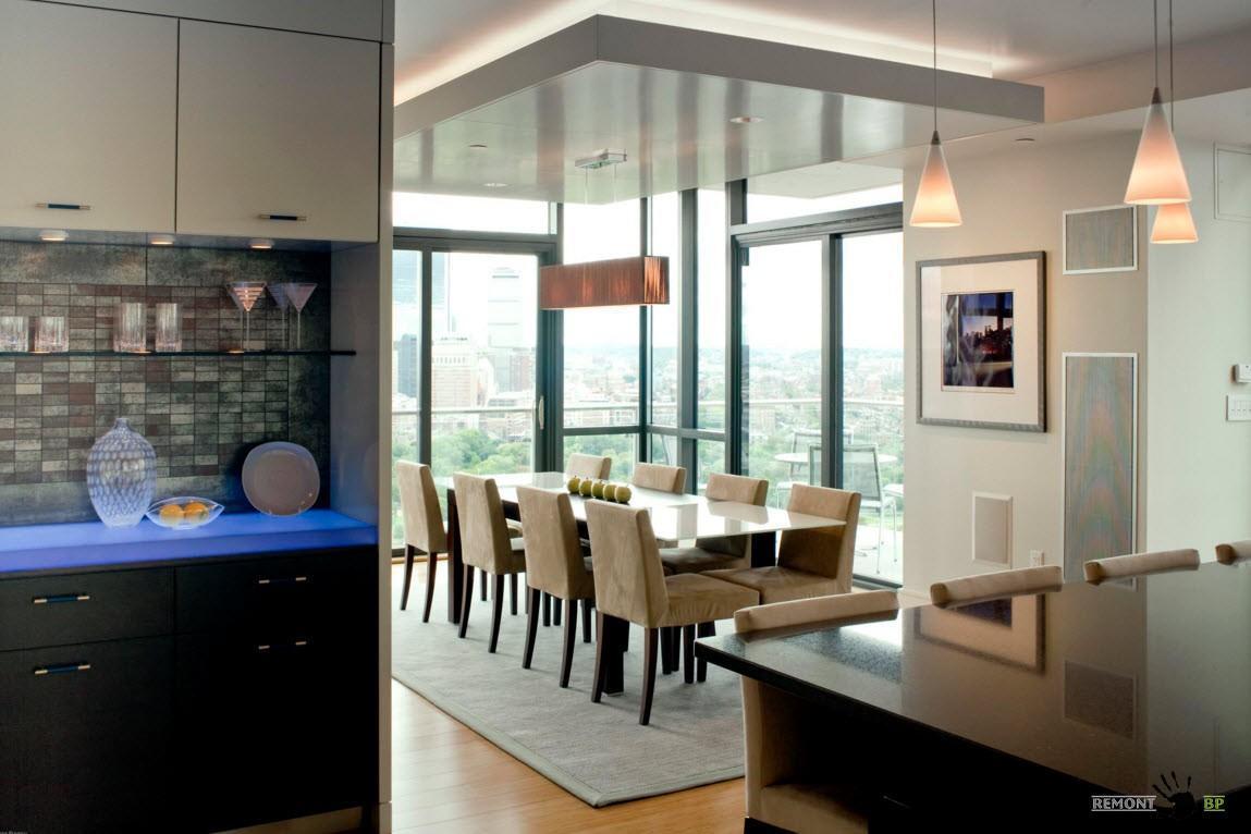 Система освещения для современных интерьеров
