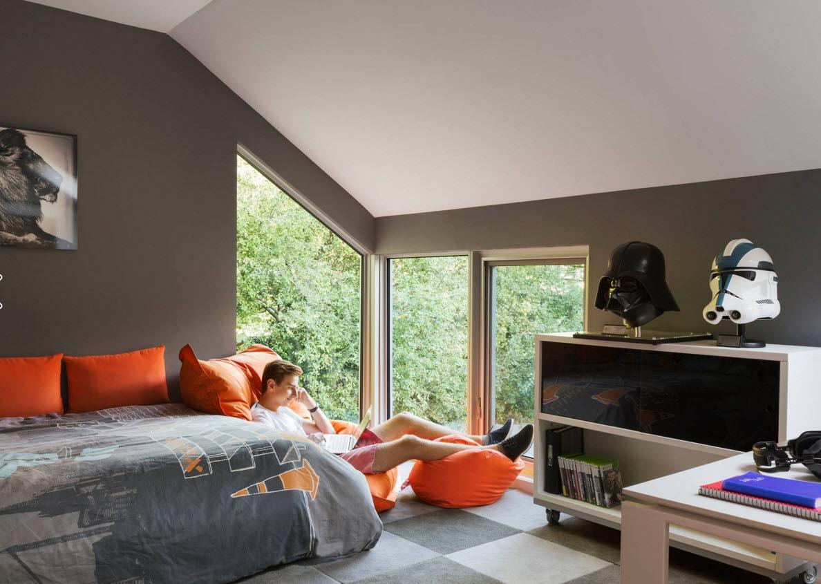 Дизайн помещения для подростка