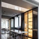 Дизайн миланской квартиры с террасой