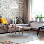 Дизайн трехкомнатной квартиры в скандинавском стиле