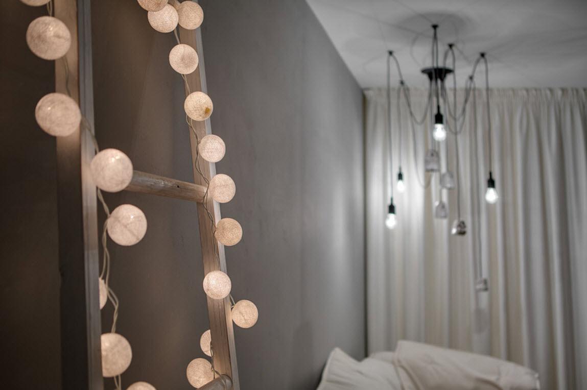 Светильники и гирлянды