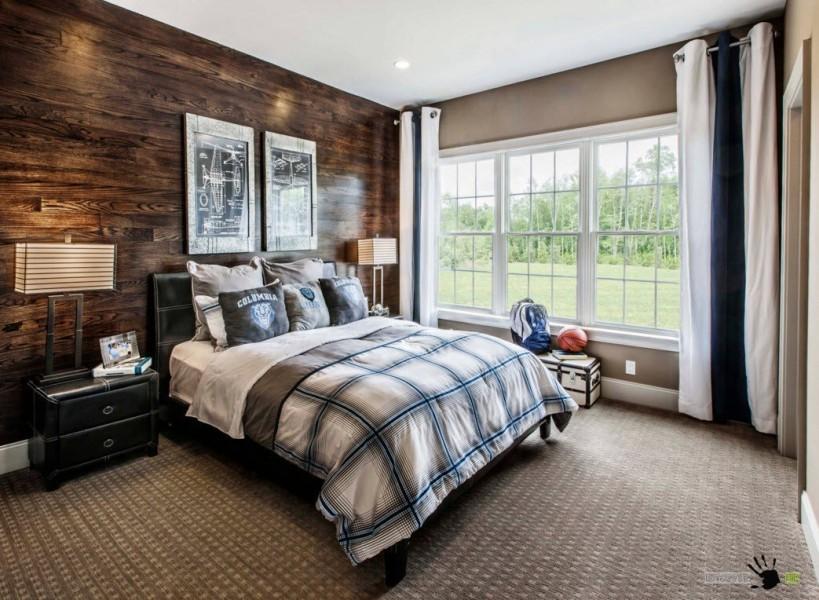 Фото дизайн штор в спальню 2016-2017