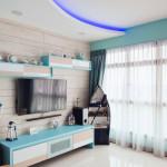 Удивительный микс хай-тек и морского стиля в дизайне малогабаритной квартиры