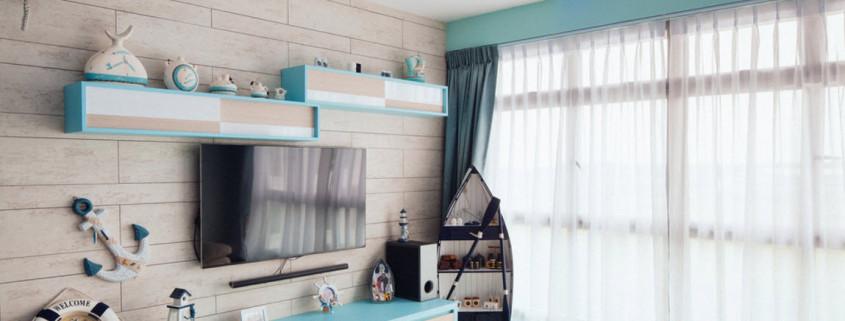 Оригинальный микс стилей в дизайне квартиры