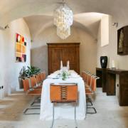 Сочетание современности и традиций в дизайне итальянского домовладения