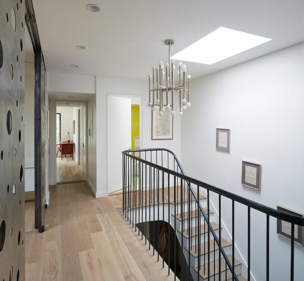 Осветительная система для лестницы