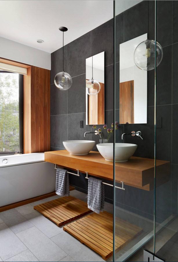 Современный стиль для утилитарного помещения
